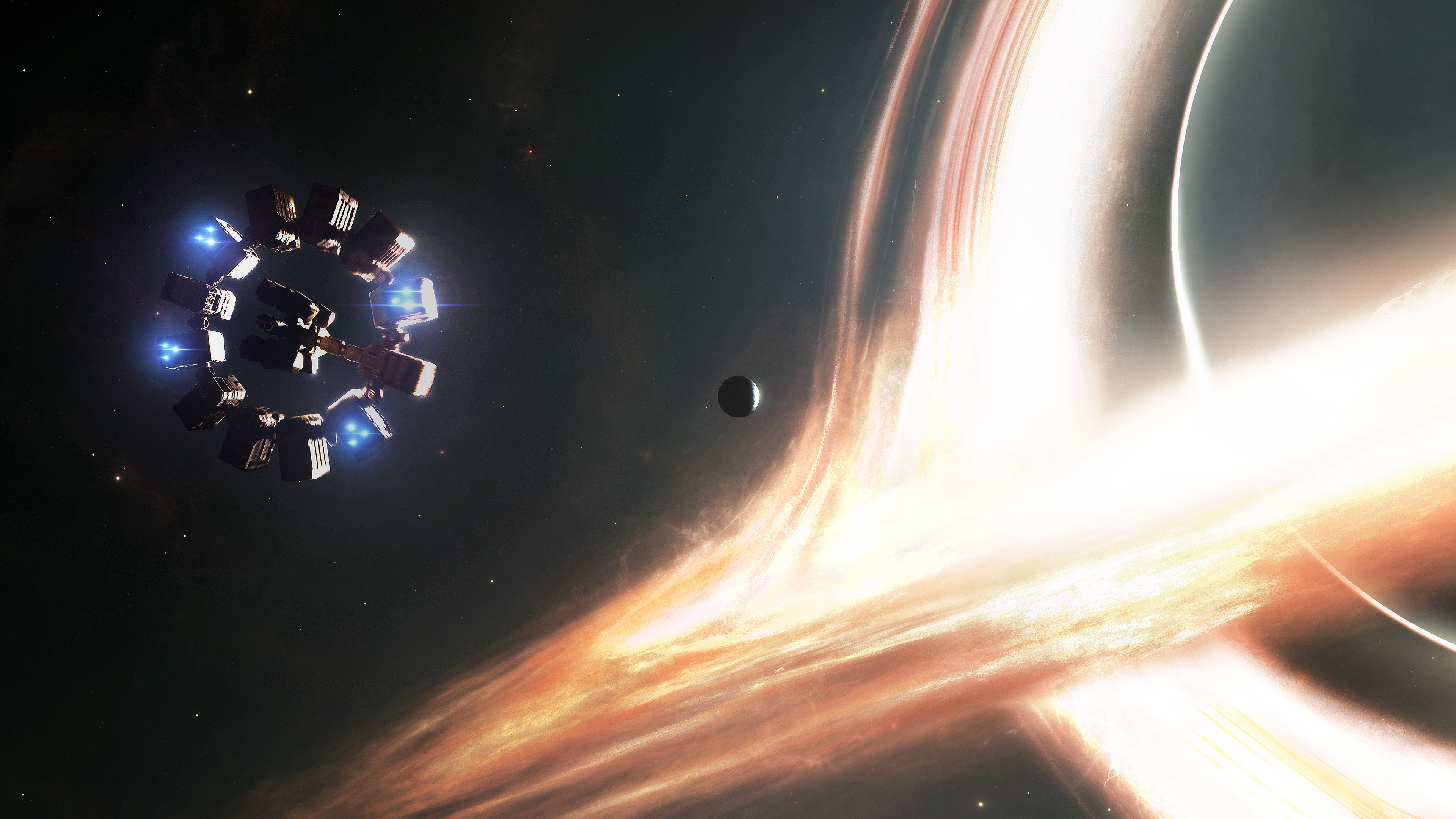 Interstellar y la relatividad: haters v fanboys
