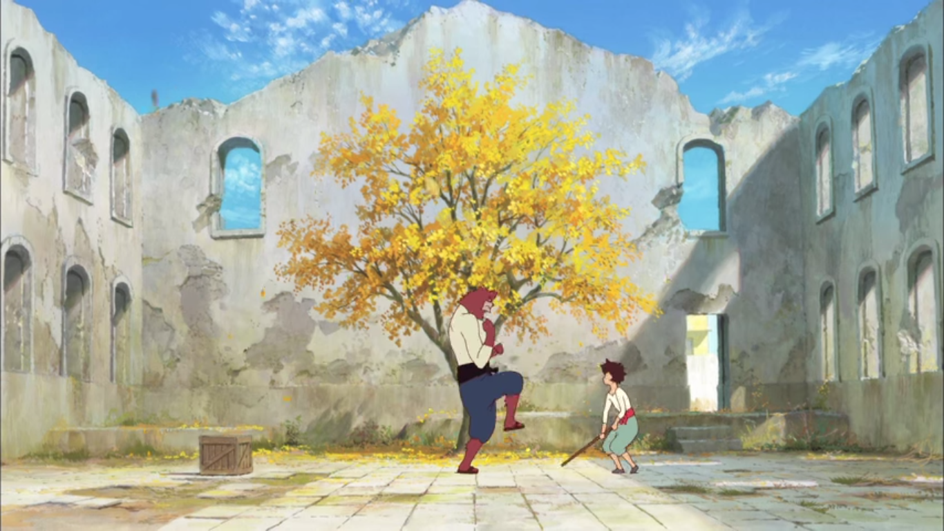 the boy and the beast 63 festival san sebastian zinemaldia mamoru hosoda