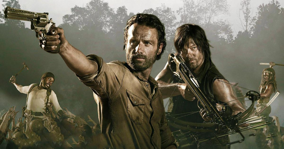 Review The Walking Dead 603 Gracias Revista Tviso