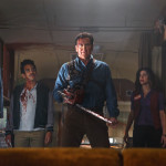 Review de Ash vs The Evil Dead 1×02: Bait