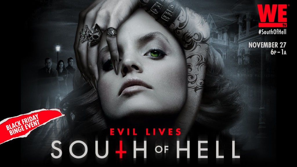 south of hell dos