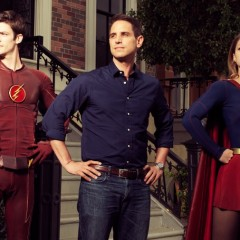 The Flash, Supergirl y la estrategia del multiverso