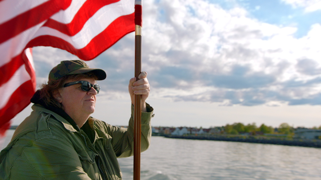 ¿Qué invadimos ahora? Michael Moore 2016 documental Where To Invade Next