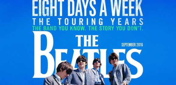 'The Beatles: Eight Days A Week' (**1/2)