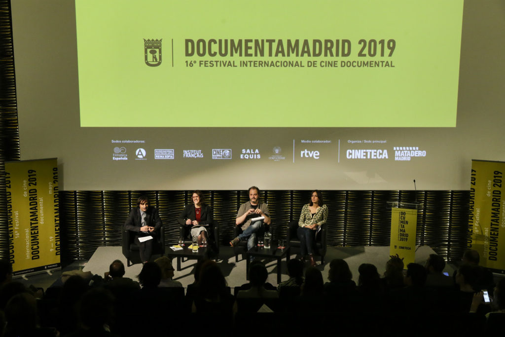 El festival DocumentaMadrid 2019